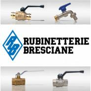 Запорная арматура Rubinetterie Bresciane ( RBB )