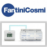 Fantini Cosmi - термостаты и автоматика